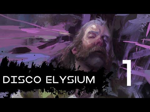 Disco Elysium - A Psychedelic Detective RPG
