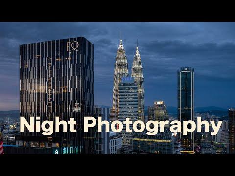Night Photography Handheld