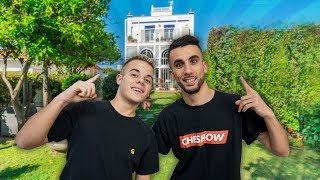 VI MOSTRO LA MIA NUOVA CASA a NAPOLI!!! - House Tour w/Ohm