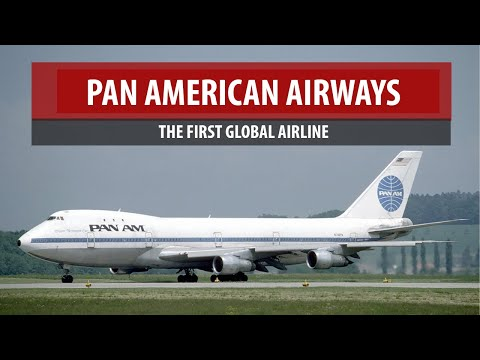 PAN AM: The First Global Airline (CLOSED)