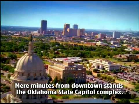 Visit Oklahoma City - Subtitled Video