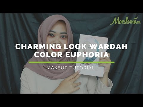 Makeup Tutorial Charming Look For Wardah Color Euphoria