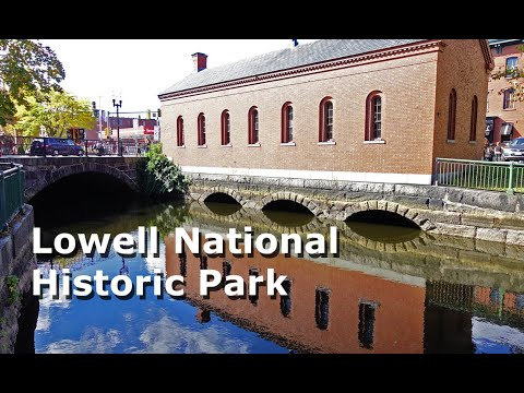 A Day Trip to Lowell National Historic Park