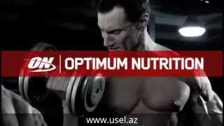 видео Optimum Nutrition: протеин, BCAA и витамины
