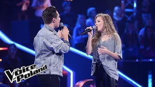 "Kamila Kiecoń vs Mateusz Wiśniewski - ""Don't Dream It's Over"" - Bitwy - The Voice of Poland 8"