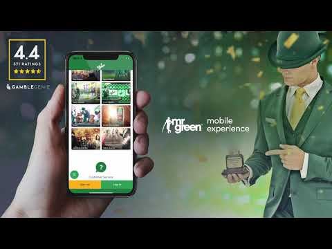 MrGreen Mobile App Review