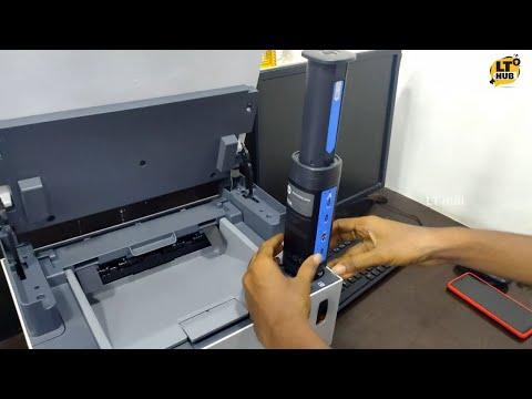 HP Neverstop 1000 / 1200 - laserem taniej się nie da!