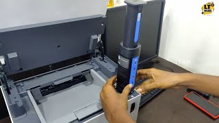 How To Refill HP Neverstop Laser Printer Toner Kit Catridge 103A LT HUB