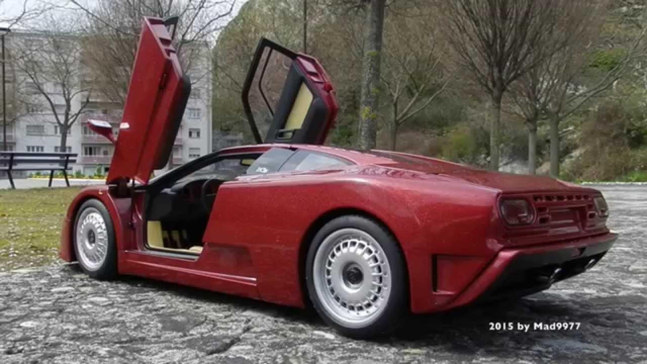 1991 bugatti eb110