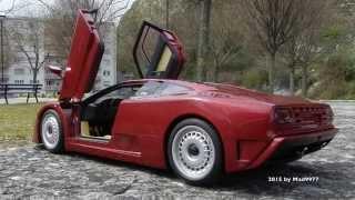 🚗  Bugatti 1991-1995 EB110