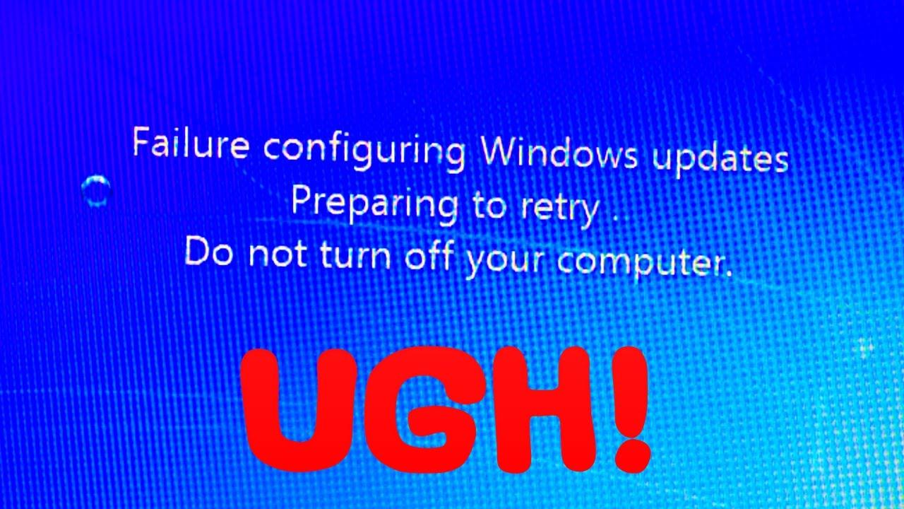 Windows Update KB3133977 Error 80004005