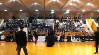 大将戦_高原選手(環太平洋)vs香川選手(松大)