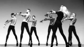 Madonna - Girl Gone Wild (Full Choreography)