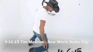 Tim McGraw Sworn to Secrecy on New Role in