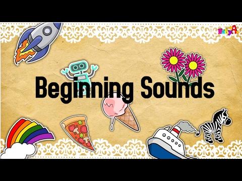 Beginning Sounds By BabyA Nursery Channel