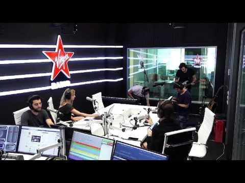 Mihail - Dorul ma ia (Live @ Virgin Radio Romania)