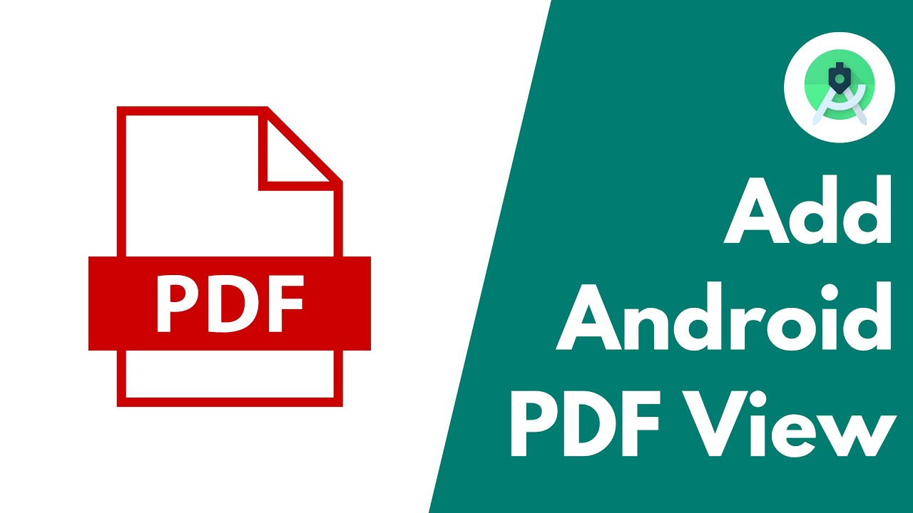 Add PDF Files in Android Apps   PDF Viewer   Android Studio