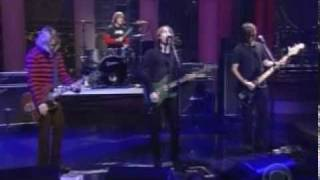 The Vines - Ride (Live on Letterman Show)