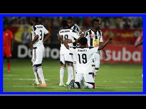 Breaking News   TP Mazembe stun ES Setif with victory in Champions League