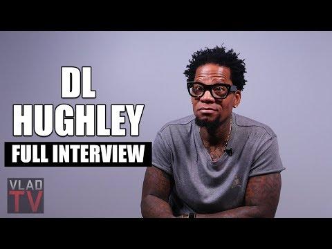 DL Hughley on Kevin Hart, Kanye, Bernie Mac, Tekashi 6ix9ine (Full Interview)