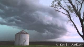 Gustnados May 12 2014 Gulfport IL, east of Burlington Iowa