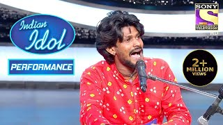 Sawai के 'Kesariya Balma' Performance ने छुआ Judges का दिल! | Indian Idol Season 12
