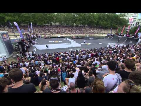 REPLAY - FISE World Montpellier 2015 - Skateboard Street Final