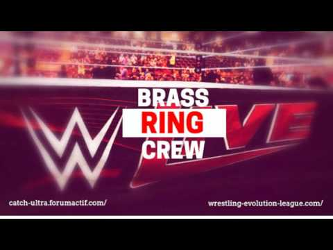 WWE MONEY IN THE BANK 2016 PREVIEW [FR] - (Brass Ring Crew n°00 | Episode Pilote)