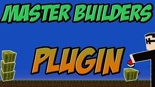 Master Builders Bukkit Plugin Minecraft | 1.8 Spigot | German| | Tutorial |
