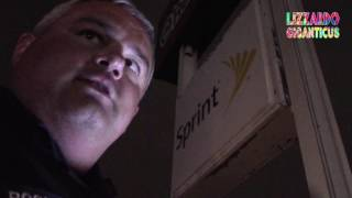 Ofc Rosson interferes with film and makes up laws, homeless man arrested part 2:2