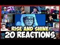 Overwatch Animated Short Rise and Shine Reaction Mashup