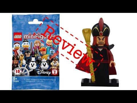 LEGO Minifigures The Disney Series 11 Jafar 71024 No Aladdin