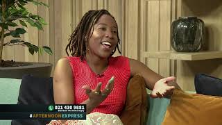 Chi Mhende  Afternoon Express  30 April 2019