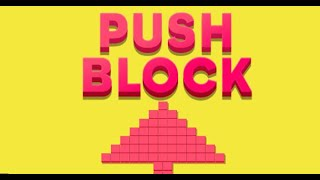Push Block Full Gameplay Walkthrough