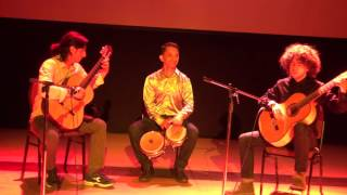 P2016 Université Laval FLE Explore- Trio guitare et percussion