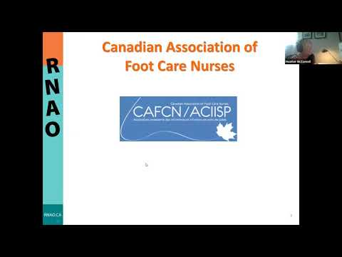 Forum For Foot Care Nurses: Dialogue And Discussion