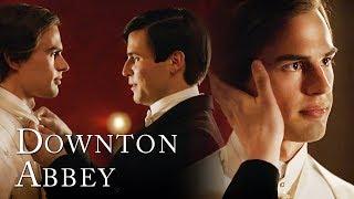 Thomas Advances On Mr. Pamuk   Downton Abbey