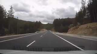 1. Kardzhali - Makaza / Кърджали - Маказа HD(Кърджали посока ГКПП - Маказа, е проход в Източните Родопи, свързващ пътя, през Комотини (Гърция) до Егейско..., 2014-05-06T12:38:25.000Z)
