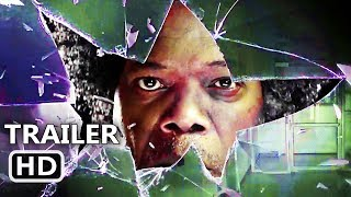 GLASS Official Trailer TEASER (2018) Samuel L. Jackson, Bruce Willis, Split 2 Movie HD