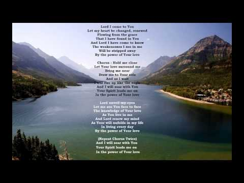 Power Of Your Love Instrumental Hillsong