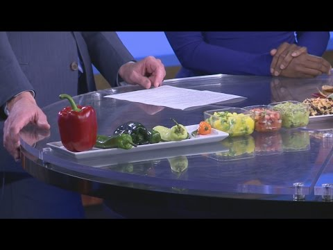 Ask the Expert: Benefits of spicy food
