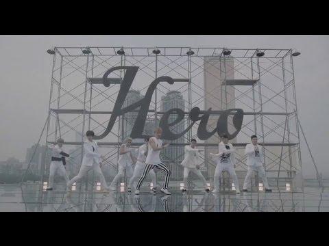 SUPER JUNIOR / 1st Album「Hero」 30秒SPOT