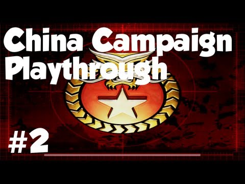 China Mission 2 - Command And Conquer Generals: Zero Hour (2/5)