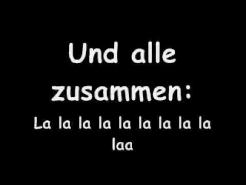 Otto Schlümpfe mit Lyrics