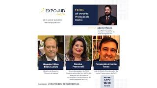 PAINEL LGPD | EXPOJUD | JUDICIÁRIO EXPONENCIAL