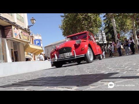 VÍDEO: Medio centenar de Citroën históricos reunen Lucena. Te lo mostramos aquí.