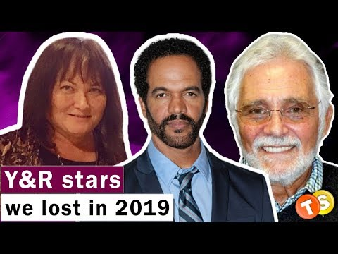 Young And The Restless Cast Members Who Passed Away In 2019