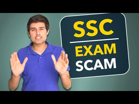SSC Exam Scam 2018 by Dhruv Rathee | Why are students protesting against SSC CGL Exam?