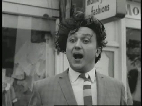 Ken Dodd on Zebra Crossings, Public Information c.1950s