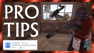 PRO TIPS FOR THE AK-47 | Rust